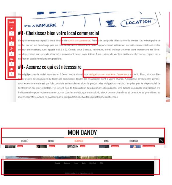 articles sponsorisés e-commerce seo guide