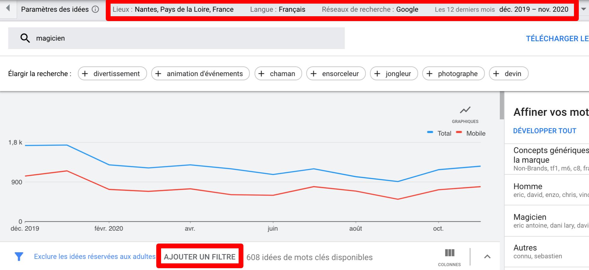 google-keyword-planner-modifier-graphique