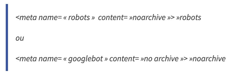 balise-meta-robots-noarchive