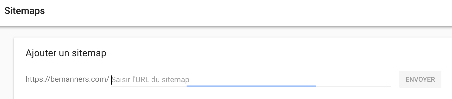 sitemap-parameterization-google-search-console