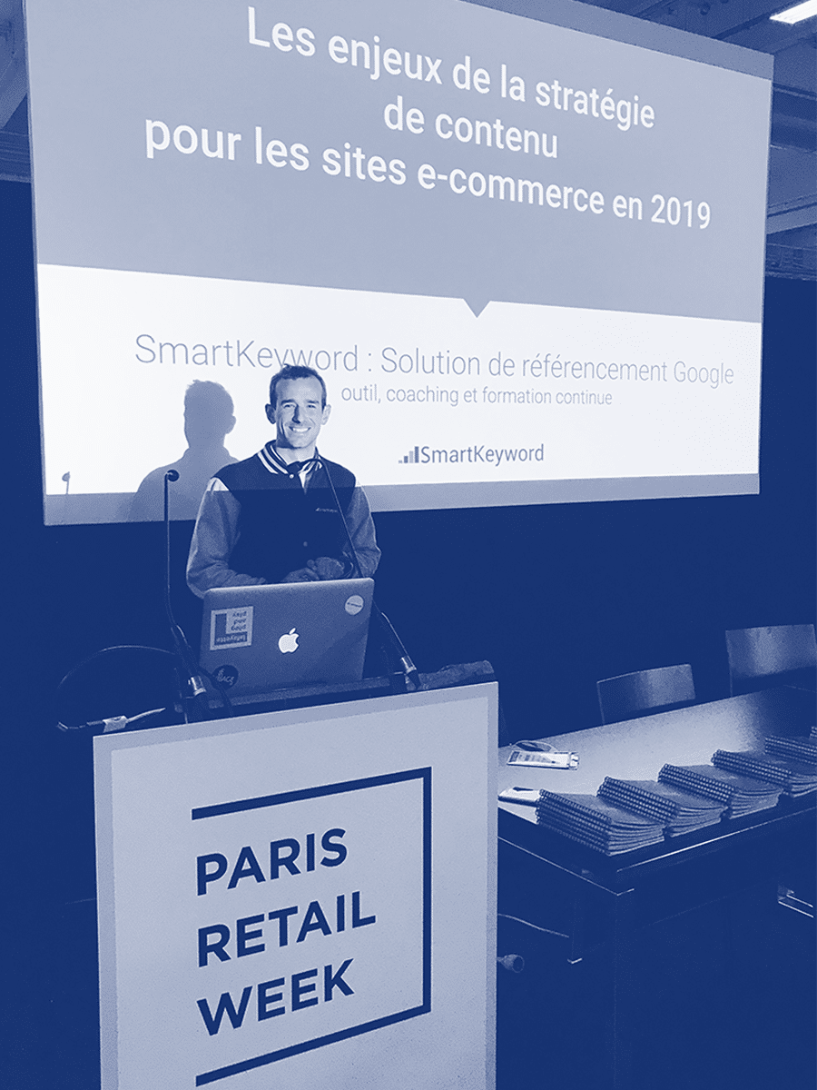 conference-seo-smartkeyword-paris-retail-week