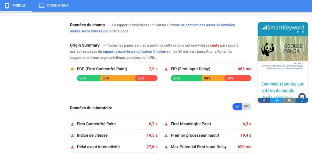 extension-chrome-seo-pagespeed-insight