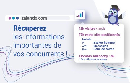SmartSEO - analysez vos concurrents