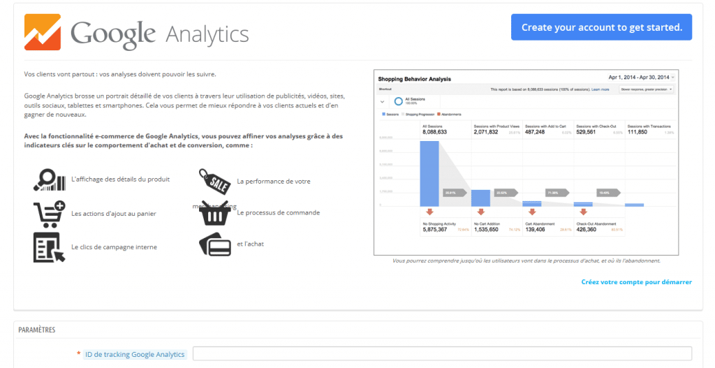 seo-prestashop-google-analytics