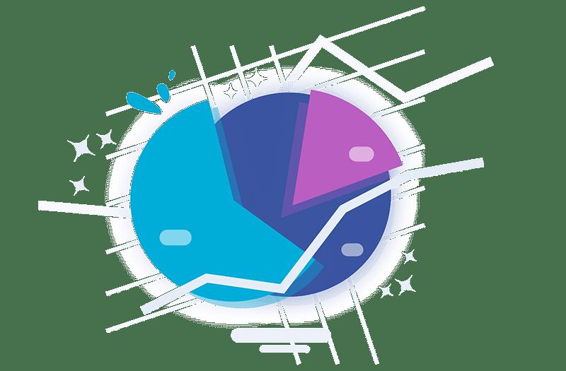 Diagrama de enlace de redes - SmartKeyword