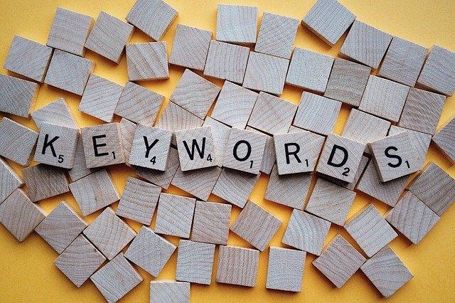 palabra clave secundaria